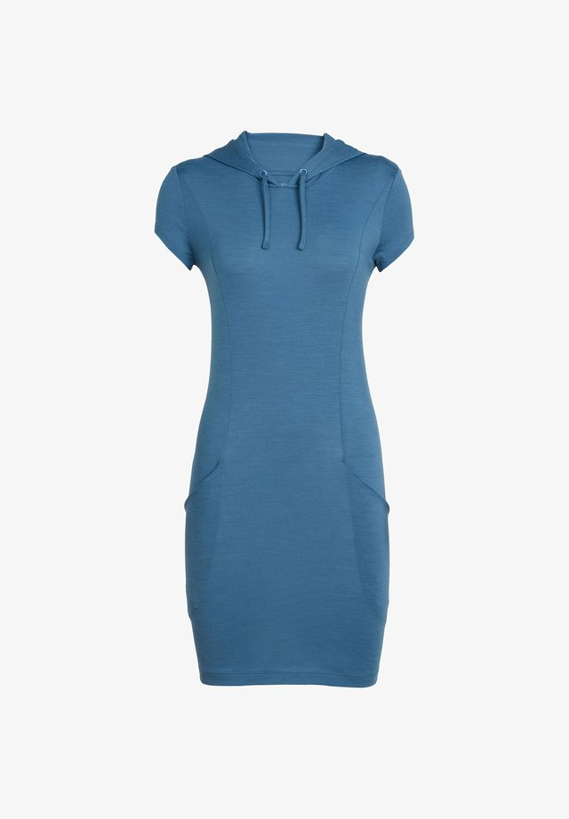 WOMEN'S COOL-LITE YANNI  - Day dress - rauchblau