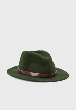 MESSER FEDORA UNISEX - Hatt - moss