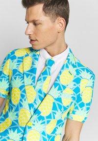 OppoSuits - MR PINK - Kostym - light blue - 6