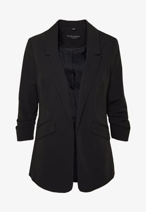 EDGE TO EDGE JACKET - Blazer - black