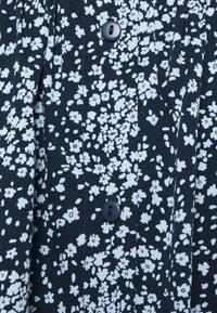Moss Copenhagen - AMAYA RAYE SKIRT  - A-line skirt - blue - 2