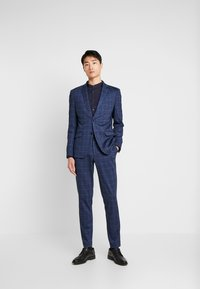 Lindbergh - CHECKED SUIT - Completo - blue - 0