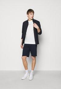 Emporio Armani - EXCLUSIVE  - Basic T-shirt - white - 1