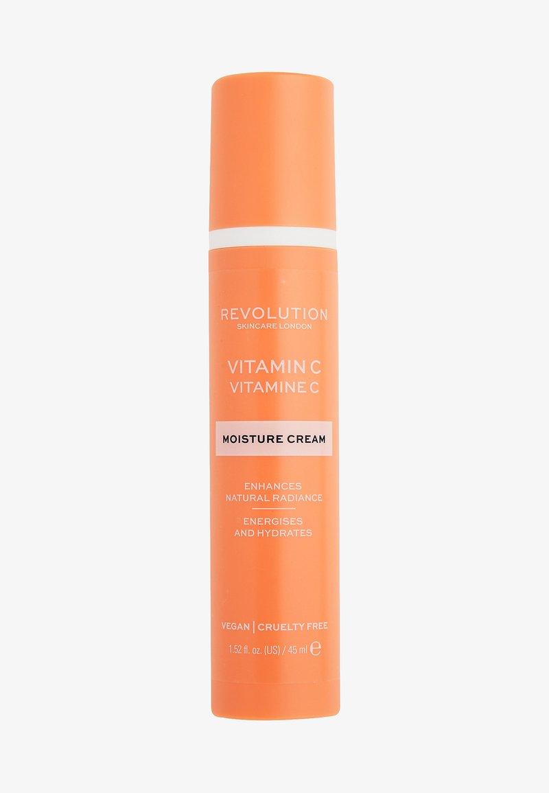 Revolution Skincare - VITAMIN C MOISTURISER - Crema da giorno - -