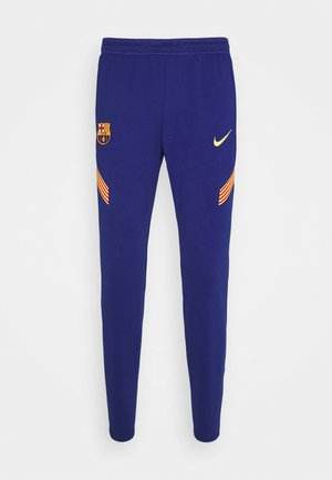 FC BARCELONA DRY PANT - Article de supporter - deep royal blue/amarillo