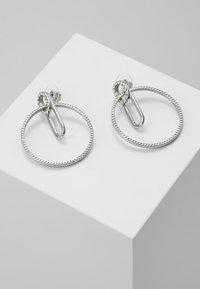 LIU JO - EARRINGS - Earrings - silver-coloured - 0