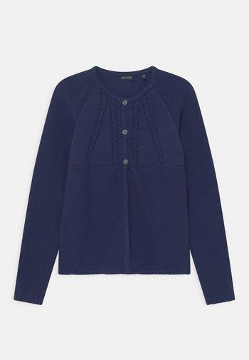 KIDS GIRLS - Vest - blau