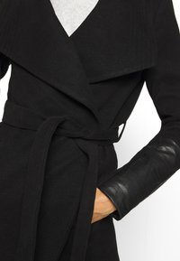 Vero Moda - VMCALA JACKET - Classic coat - black - 5