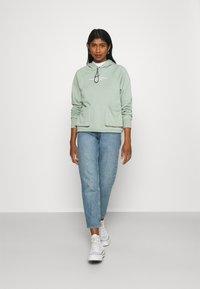 Nike Sportswear - HOODIE - Sudadera - steam/white - 1