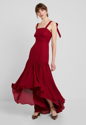 INSIGHT GOWN - Occasion wear - berry