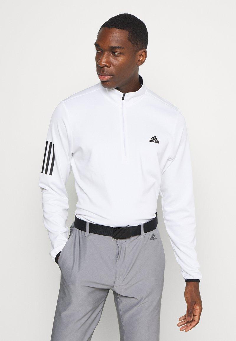 adidas Golf - Top sdlouhým rukávem - white