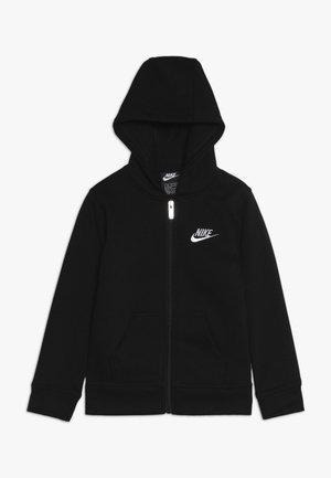 CLUB HOODIE - Zip-up hoodie - black