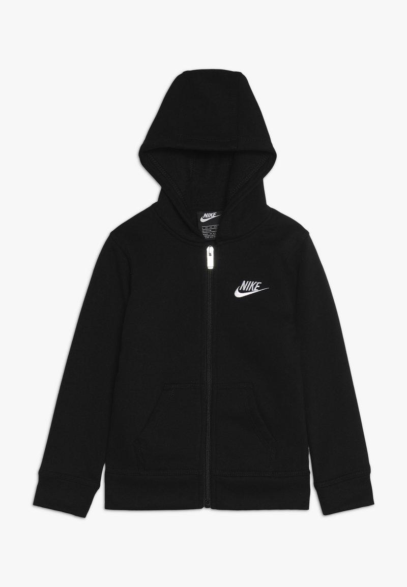 Nike Sportswear - CLUB HOODIE - Collegetakki - black
