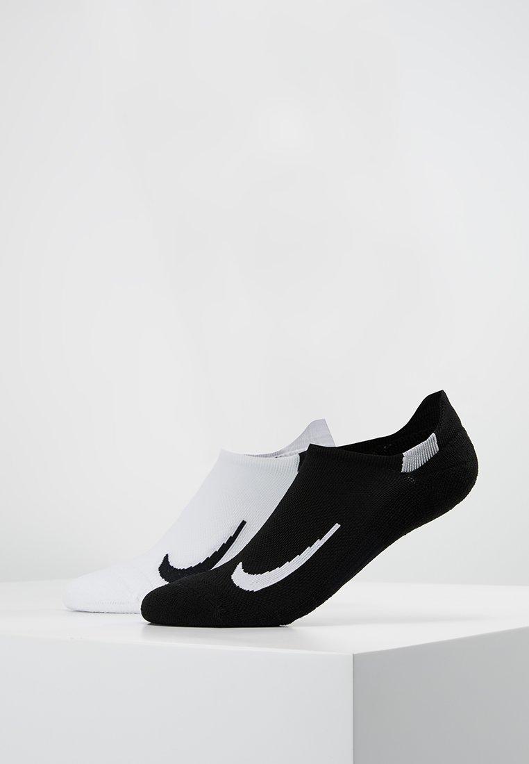 Men 2 PACK UNISEX - Trainer socks