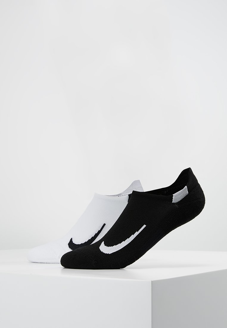 Nike Performance - UNISEX 2 PACK - Trainer socks - weiss