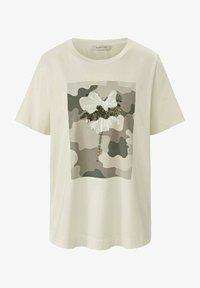 MARGITTES - Print T-shirt - offwhite/multicolor - 5