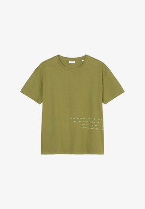 Print T-shirt - fresh herbs