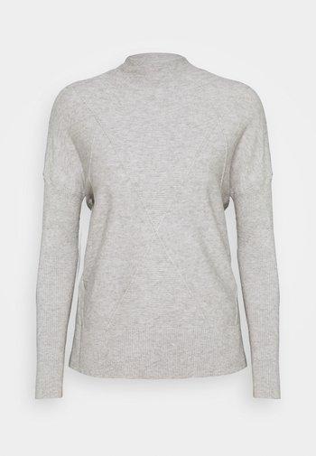 Jumper - grey marl