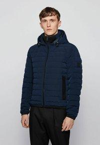 BOSS - Down jacket - dark blue - 0