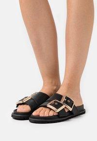 Glamorous Wide Fit - STU - Mules - black - 0