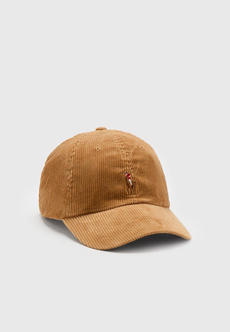 Polo Ralph Lauren - HAT UNISEX - Kšiltovka - berkshire tan