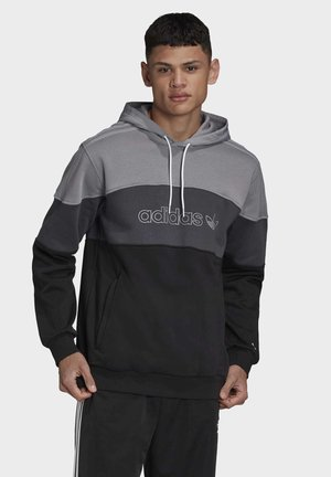 BX-2O HOODIE - Jersey con capucha - grey