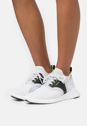 SENSE - Sneakers laag - white/black