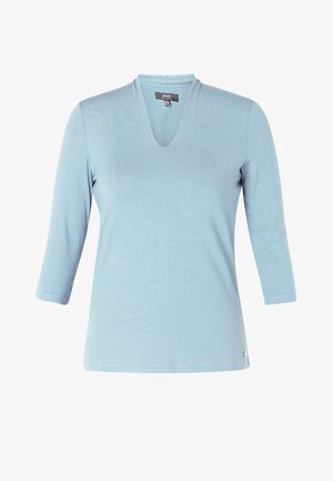 Long sleeved top - chambray