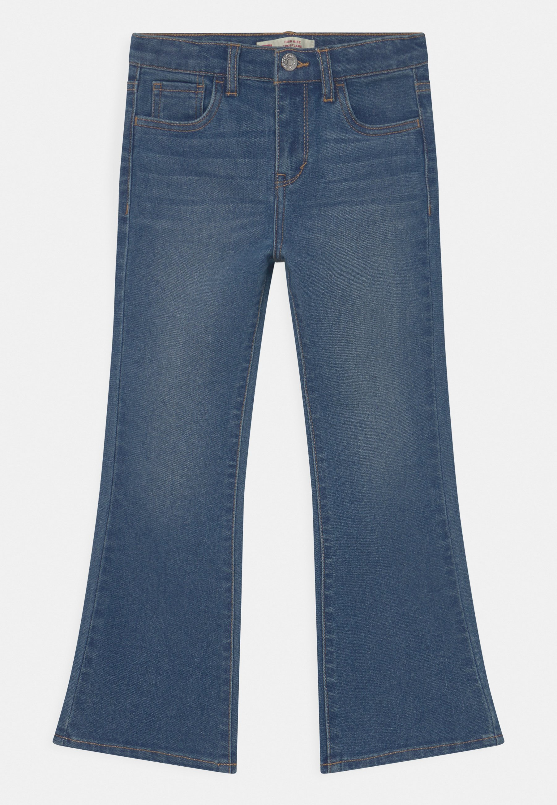 Kids HIGHRISECROPFLARE - Bootcut jeans