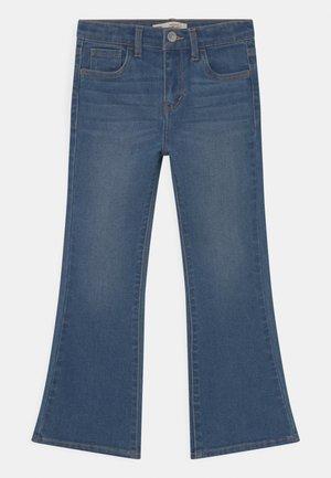 HIGHRISECROPFLARE - Bootcut jeans - ortega
