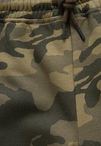 Next - Spodnie treningowe - khaki - 2