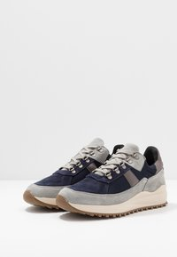 GARMENT PROJECT - SKY - Sneakers - light grey/navy - 2