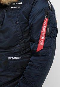 Alpha Industries - AIRBORNE - Winter coat - rep blue - 7