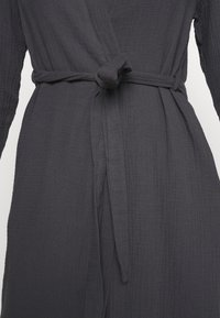 Anna Field - Dressing gown - dark grey - 3
