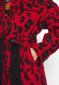 Diane von Furstenberg - MANON COAT - Classic coat - red - 6