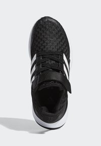 adidas Performance - RAPIDARUN UNISEX - Neutrální běžecké boty - black - 1