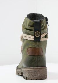 Rieker - Zimní obuv - leaf/magano - 4