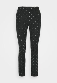 GAP - ANKLE BISTRETCH - Trousers - black