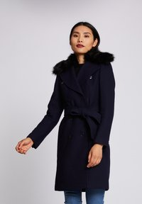 Morgan - Classic coat - dark blue - 0