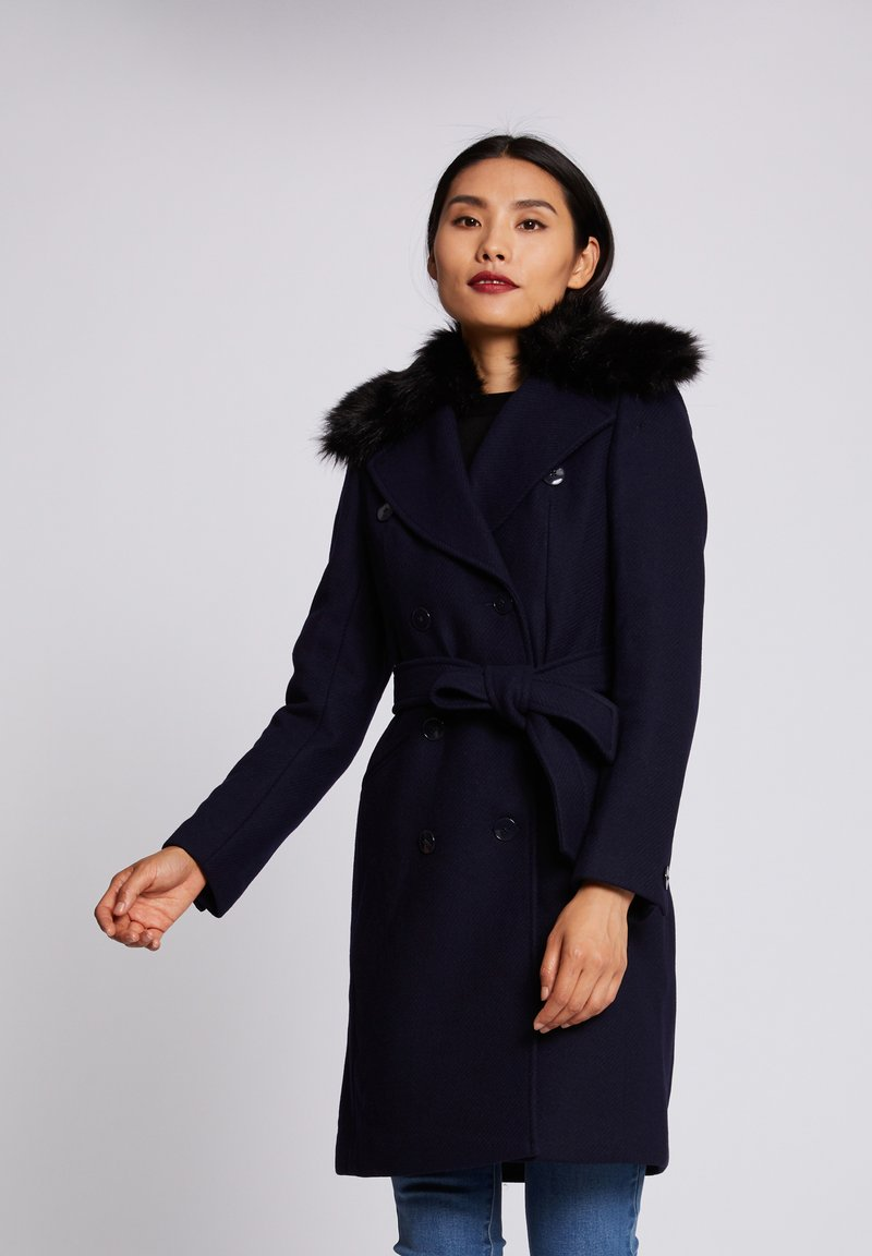Morgan - Classic coat - dark blue