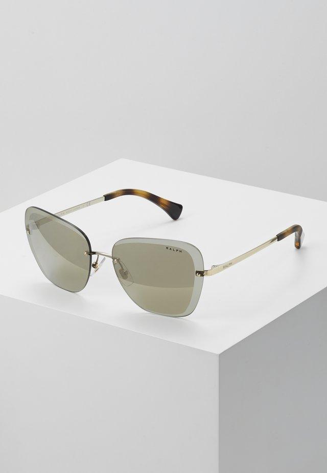 Sluneční brýle - light gold