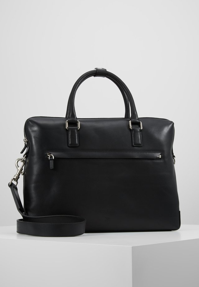 BERNS - Briefcase - black
