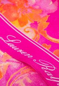 Lauren Ralph Lauren - NIKA - Šátek - deco bright pink - 2