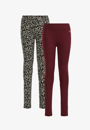 2-PACK - Leggings - Trousers - multi-coloured