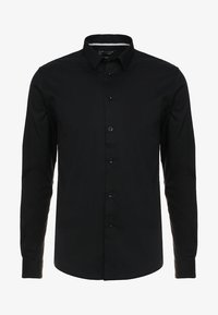 CELIO - MASANTAL - Formal shirt - noir - 4