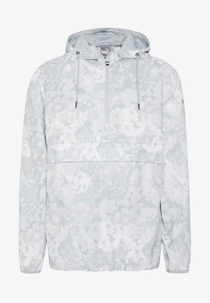 TOURNAMENT JACKET - Windbreakers - quarry