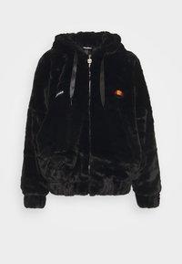 Ellesse - GIOVANNA - Summer jacket - black - 3