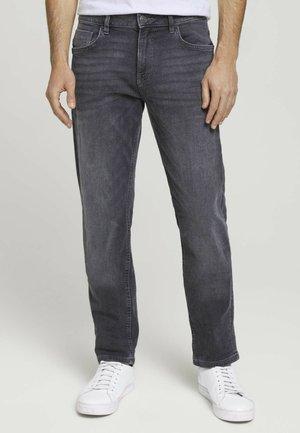 TAVIS REGULAR  - Straight leg jeans - grey denim