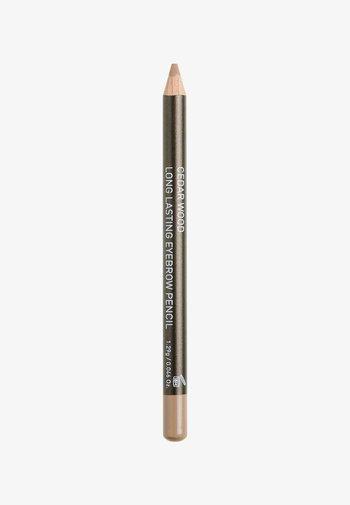 CEDAR AUGENBRAUENSTIFT - Eyebrow pencil - light shade 3