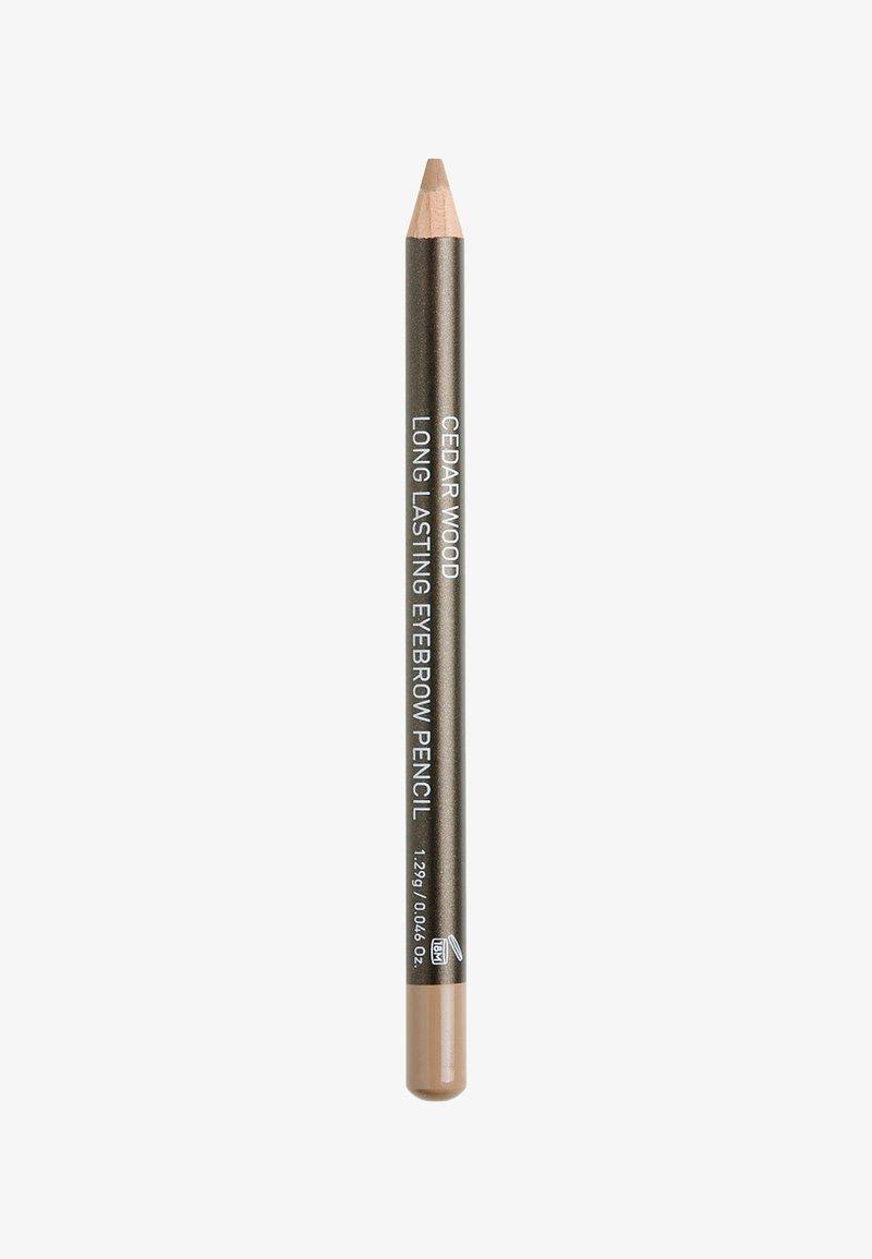 Korres - CEDAR AUGENBRAUENSTIFT - Eyebrow pencil - light shade 3